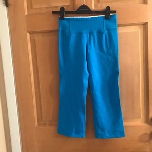 Lululemon Aqua leggings 4